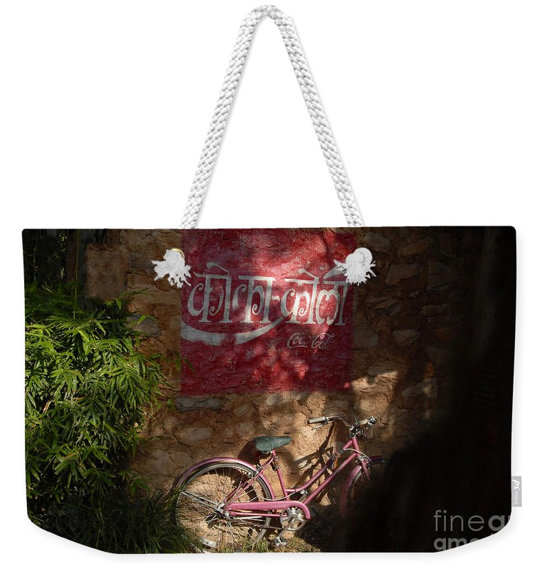 Asia Weekender Tote Bag featuring the photograph Asia by David Lee Thompson