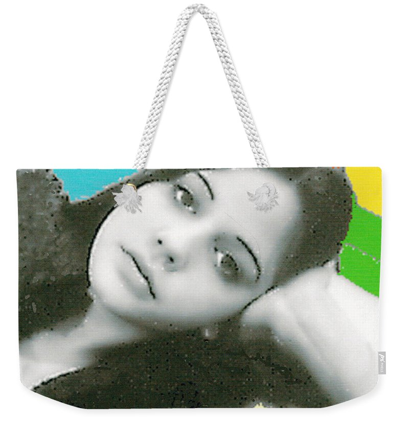Relaxed Weekender Tote Bag featuring the photograph At Ease by Bjorn Sjogren
