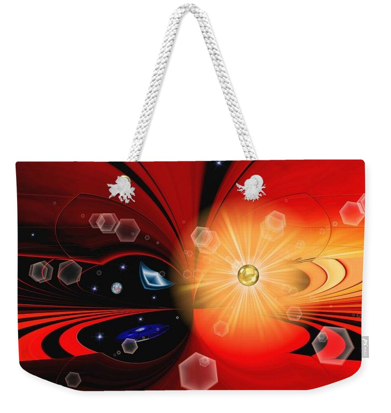 Autostrada Del Sole Weekender Tote Bag For Sale By Romuald