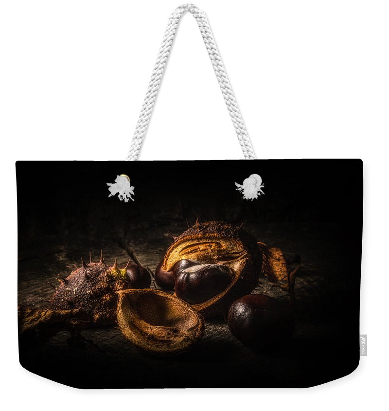 Nature Weekender Tote Bag featuring the photograph Autumn 2016 by Gabor Korf
