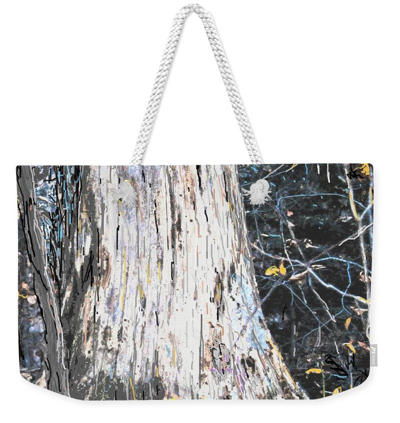 Fall Weekender Tote Bag featuring the photograph Autumn by Ian MacDonald