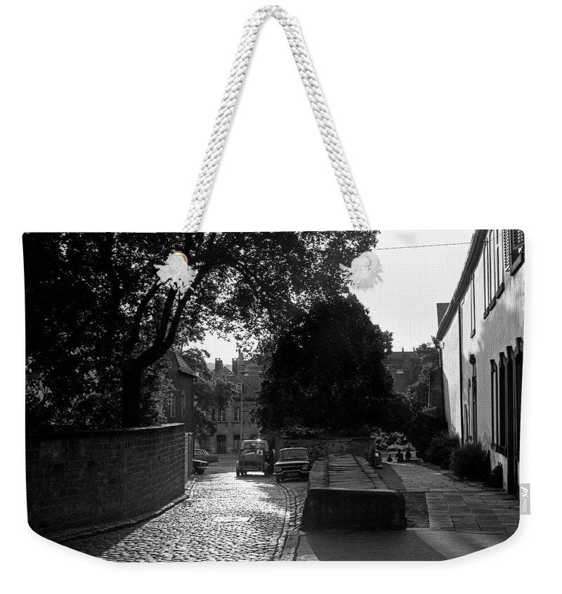 Germany Weekender Tote Bag featuring the photograph Bad Kreuznach 22 by Lee Santa