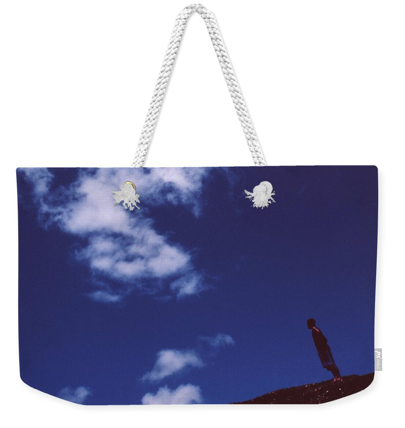 Bahia Weekender Tote Bag featuring the photograph Bahia by Patrick Klauss