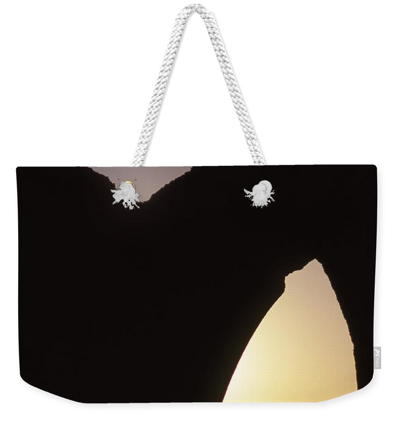 Bahia Weekender Tote Bag featuring the photograph Bahian Sunset by Patrick Klauss
