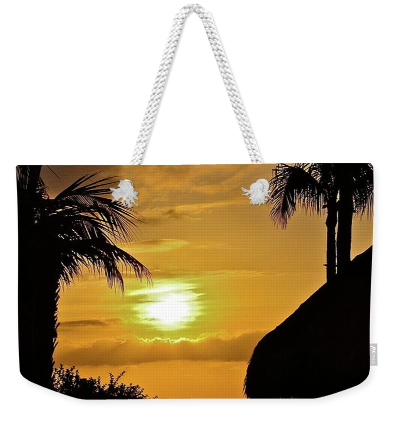 Beach Weekender Tote Bag featuring the photograph Baja Vacation by Diana Hatcher