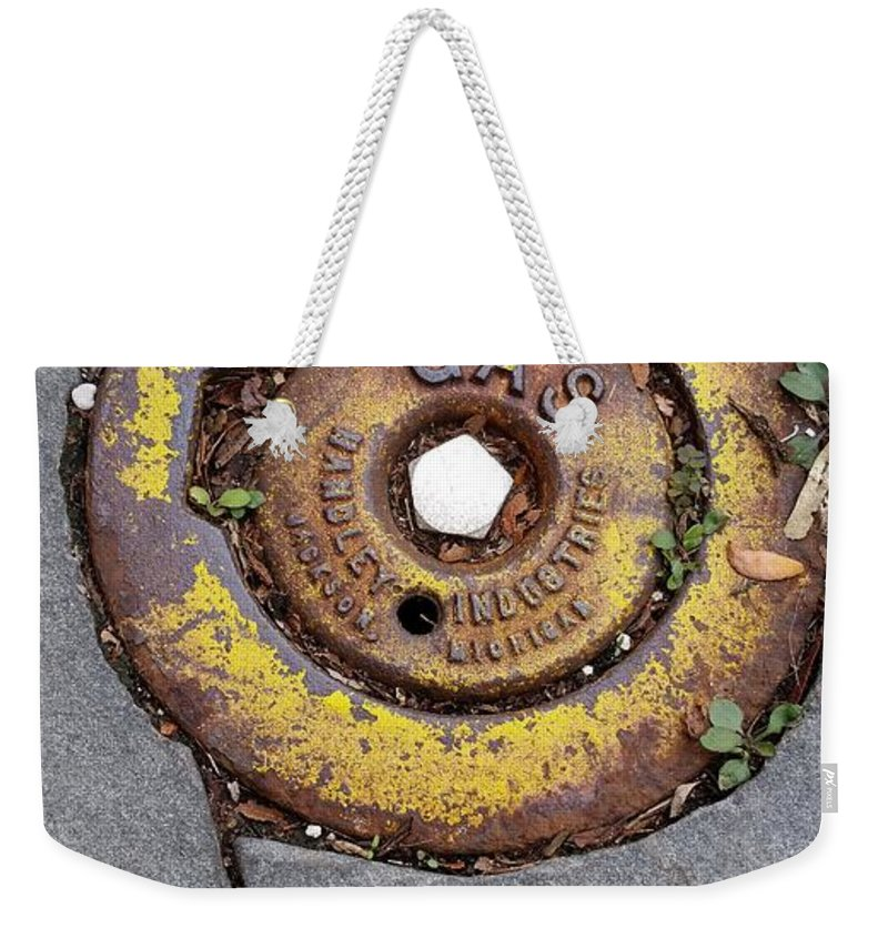Weekender Tote Bag featuring the photograph Ball Of Gas The Sun Is by Zac AlleyWalker Lowing