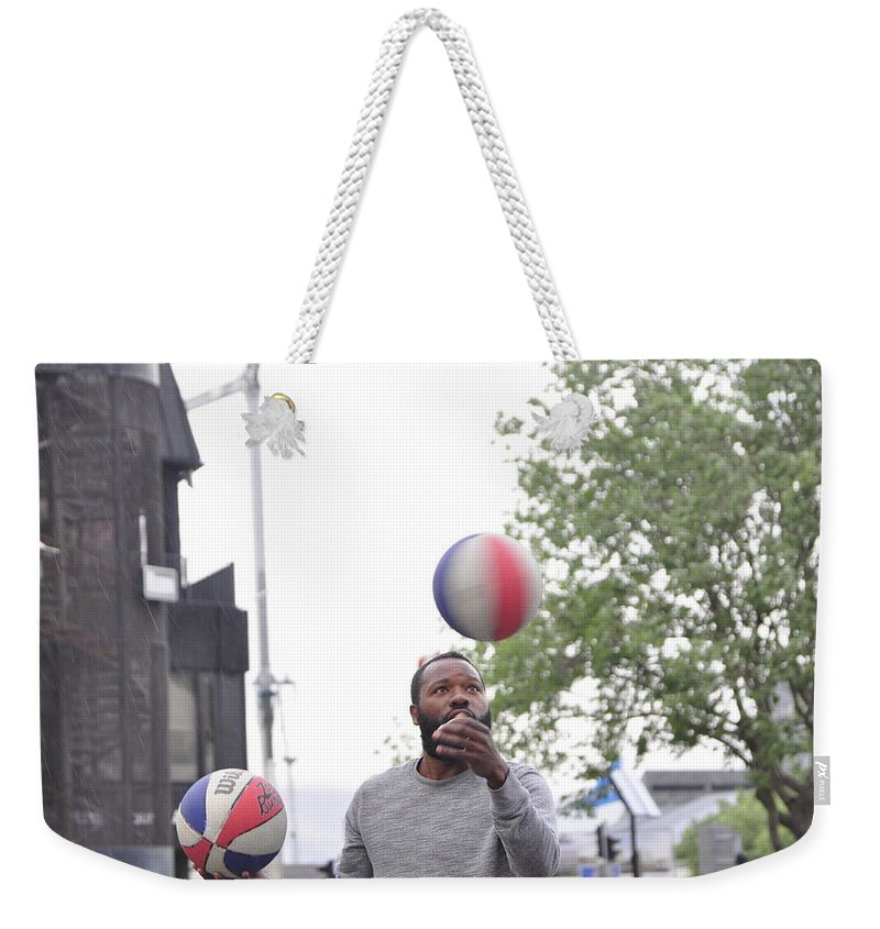 Adam Jones Weekender Tote Bags