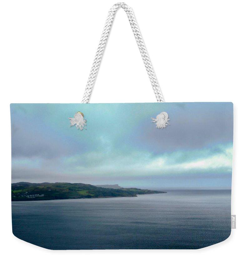 Ocean Weekender Tote Bag featuring the photograph Ballymastocker Bay by Stephanie Moore
