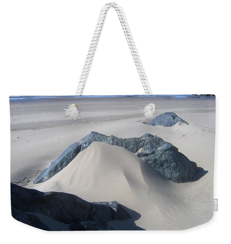 Bandon Weekender Tote Bag featuring the photograph Bandon 15 by Will Borden