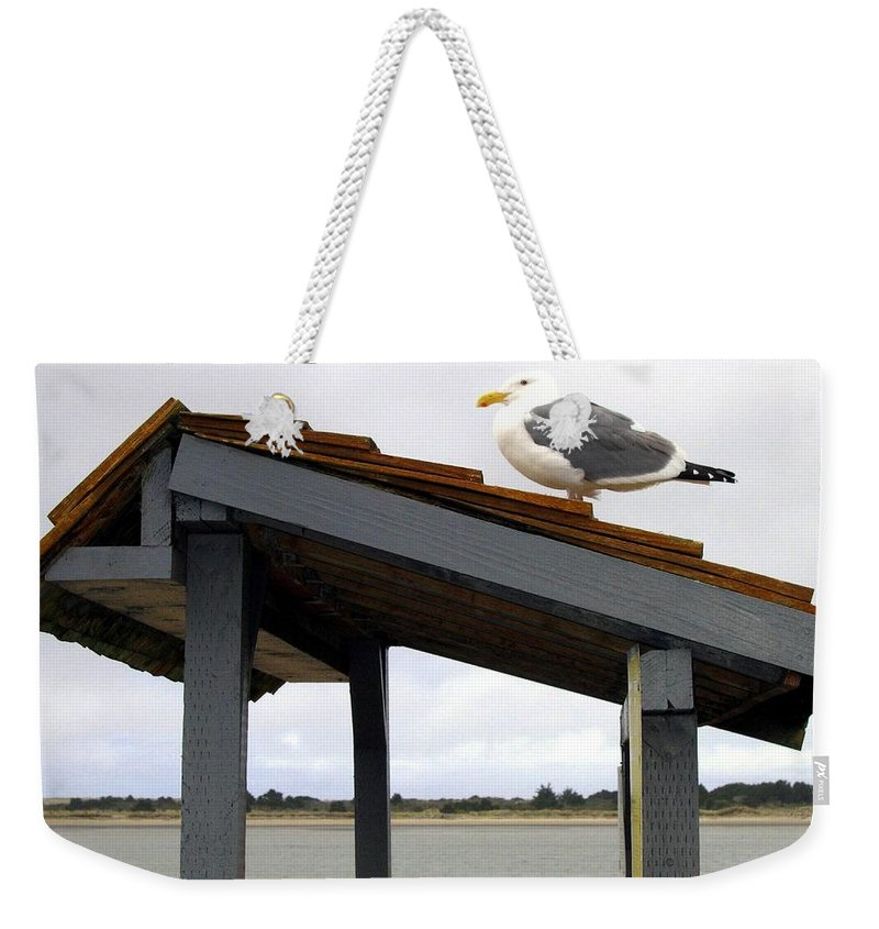 Bandon Weekender Tote Bag featuring the photograph Bandon 3 by Will Borden
