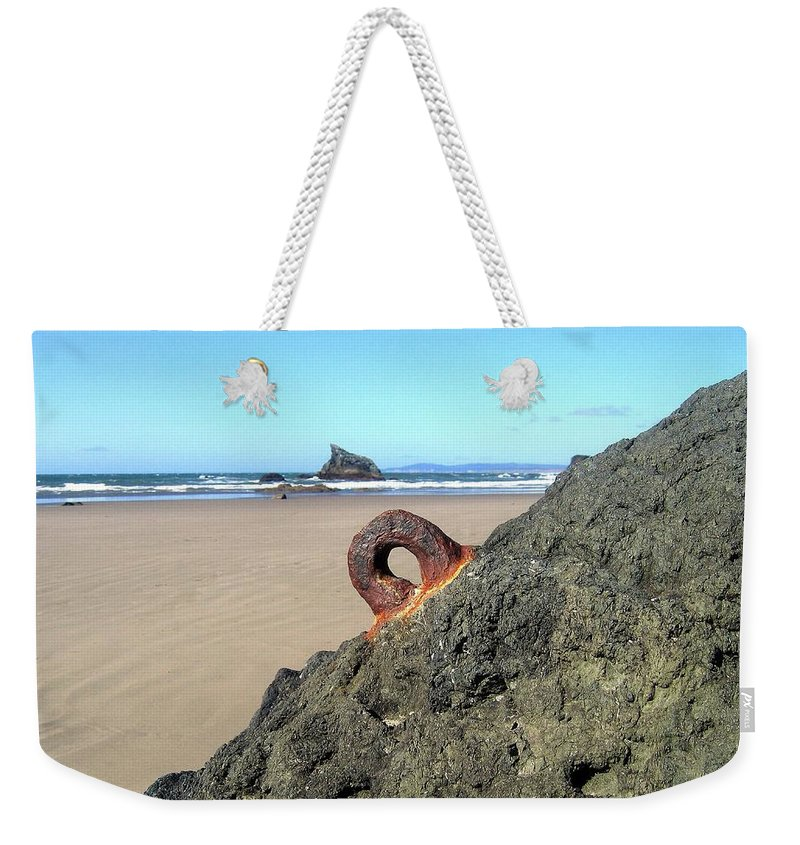 Bandon Weekender Tote Bag featuring the photograph Bandon 34 by Will Borden