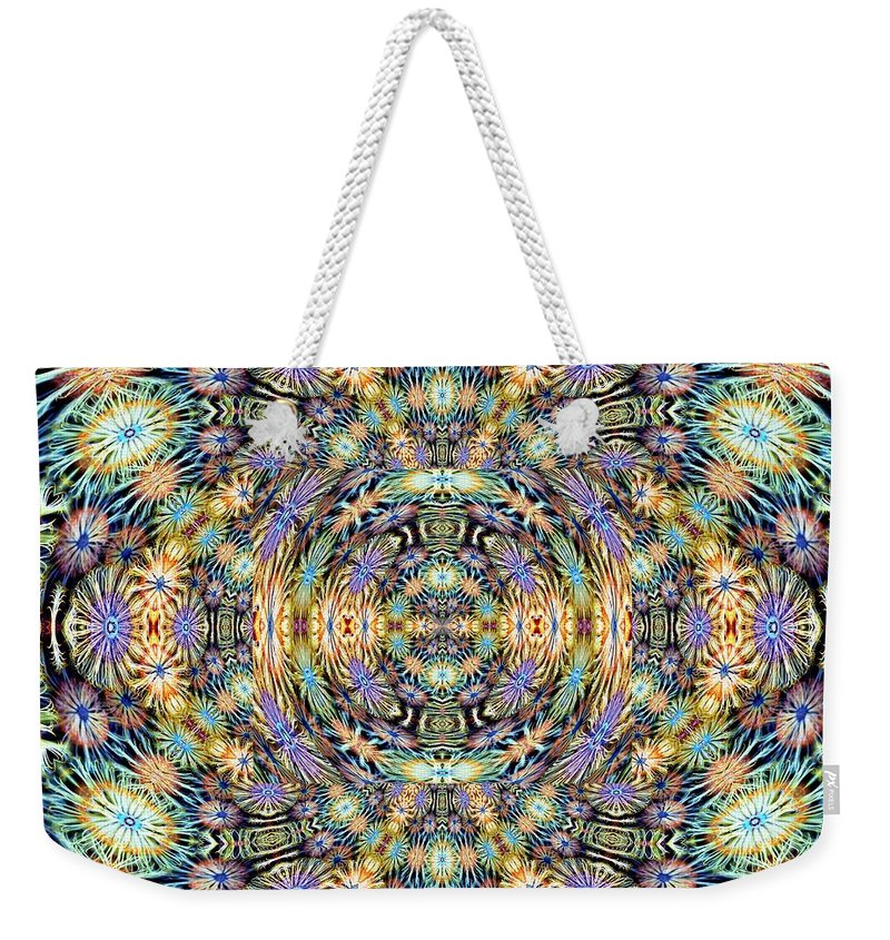 Australia Weekender Tote Bag featuring the photograph Banksia Magic by Zazl Art