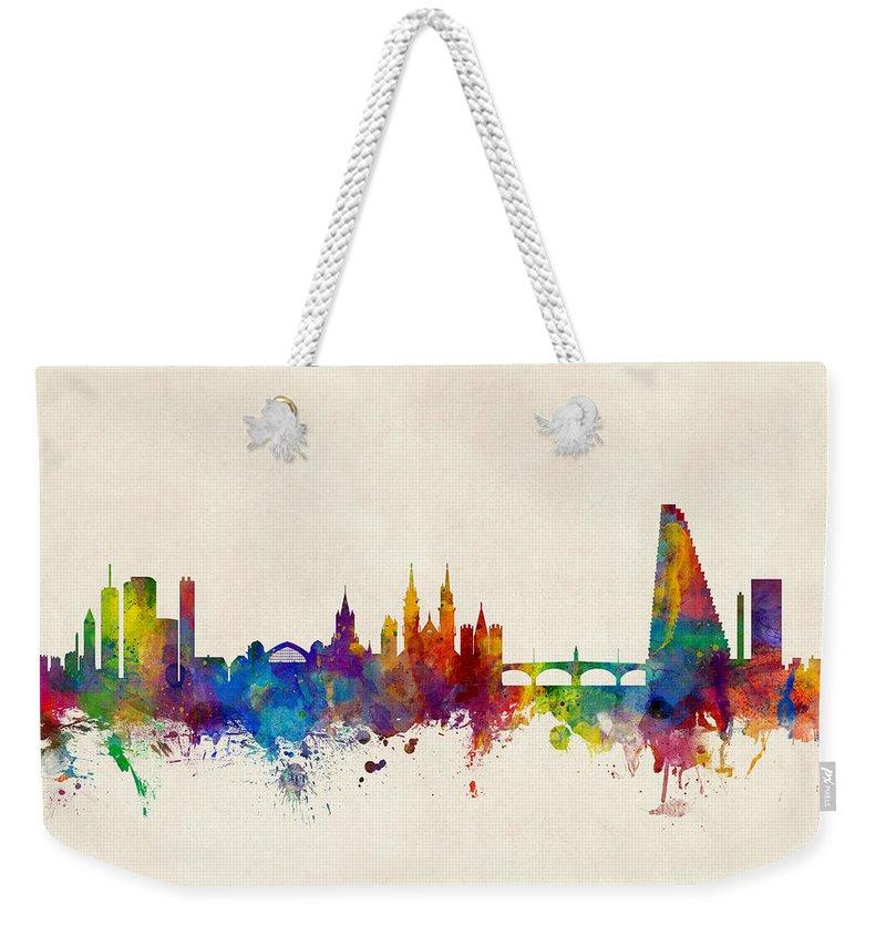 Basel Weekender Tote Bags