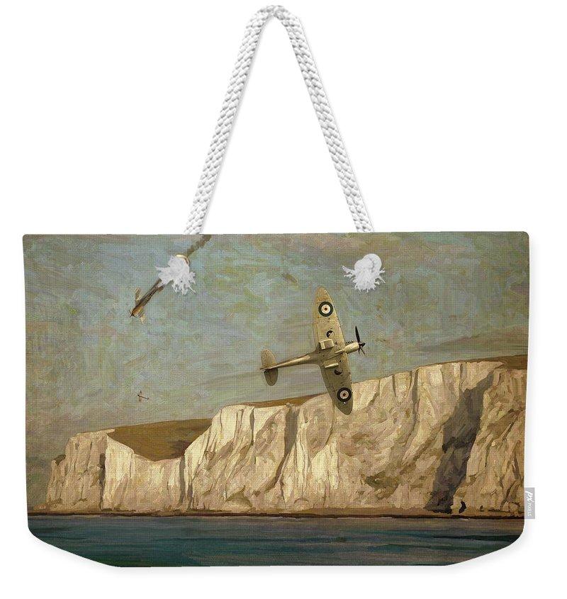 Briex Weekender Tote Bags