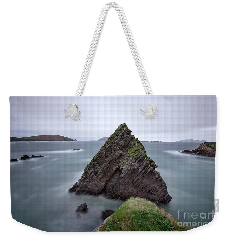 Kremsdorf Weekender Tote Bag featuring the photograph Be Still And Listen by Evelina Kremsdorf
