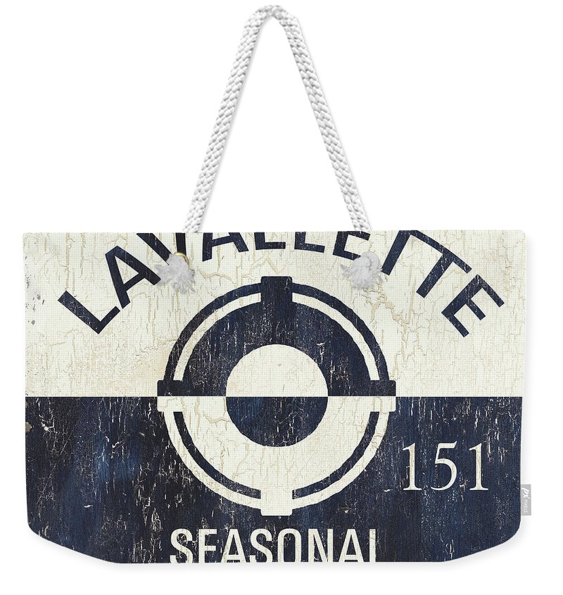 New Jersey Paintings Weekender Tote Bags