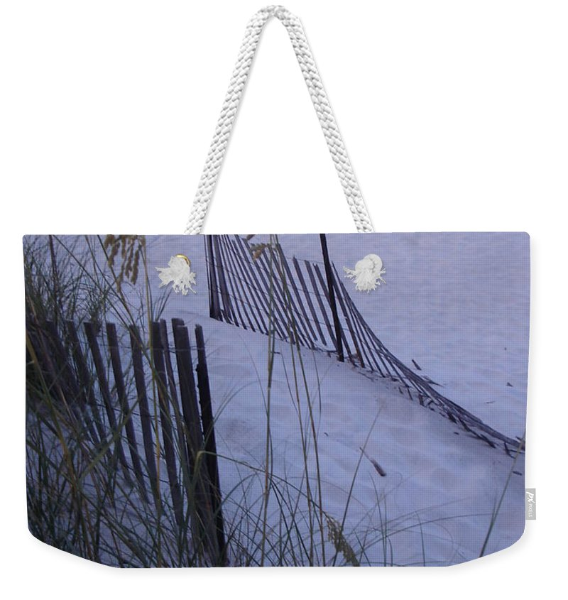 Beach Weekender Tote Bag featuring the photograph Beach by Brittany Horton