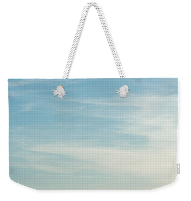 Nature Weekender Tote Bag featuring the photograph Beach Day by John K Sampson