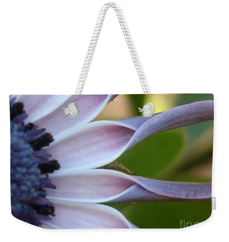 Floral Weekender Tote Bag featuring the photograph Beautiful 002 by Line Gagne