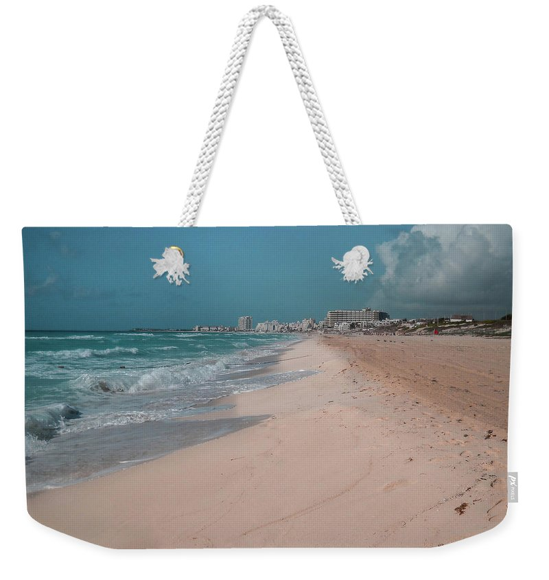 Weather Weekender Tote Bags
