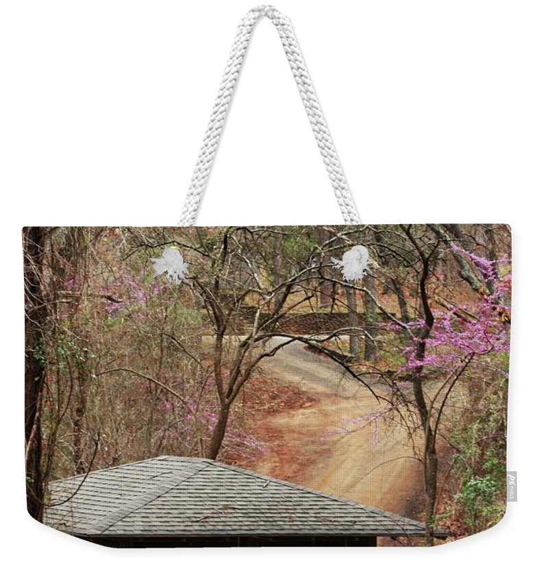 Nature Photographs Weekender Tote Bag featuring the photograph Beautiful Get-a-way by Kim Henderson