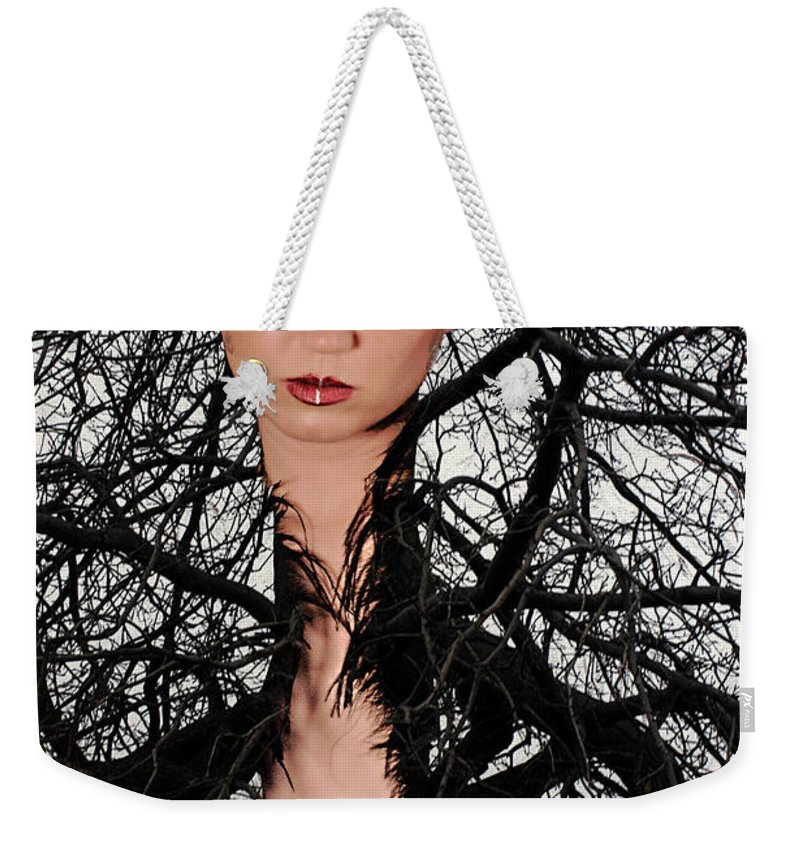 Composite Weekender Tote Bag featuring the photograph Beauty Of Nature by Clayton Bruster