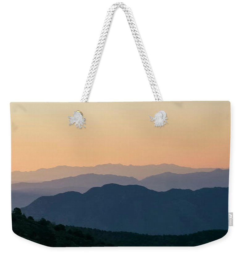 Sunrise Weekender Tote Bag featuring the photograph Before Sun-up by Albert Seger
