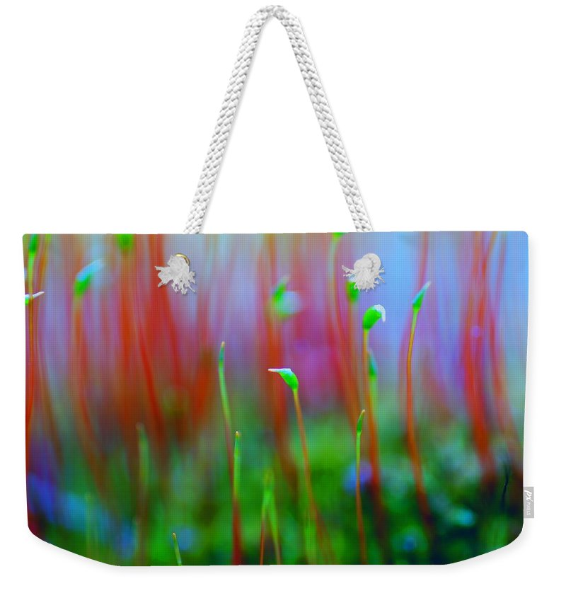 Photography Weekender Tote Bag featuring the photograph Beginnings by Michelle Joseph-Long