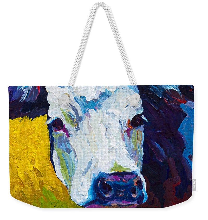 Livestock Weekender Tote Bags