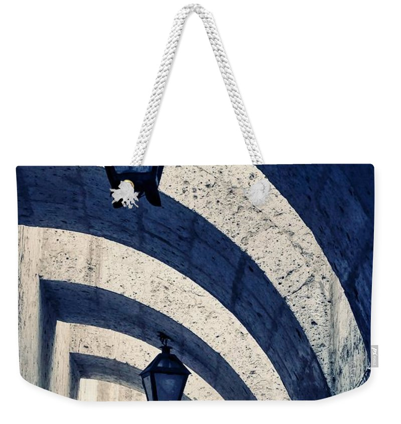 Belly Weekender Tote Bag featuring the photograph Belly by Skip Hunt