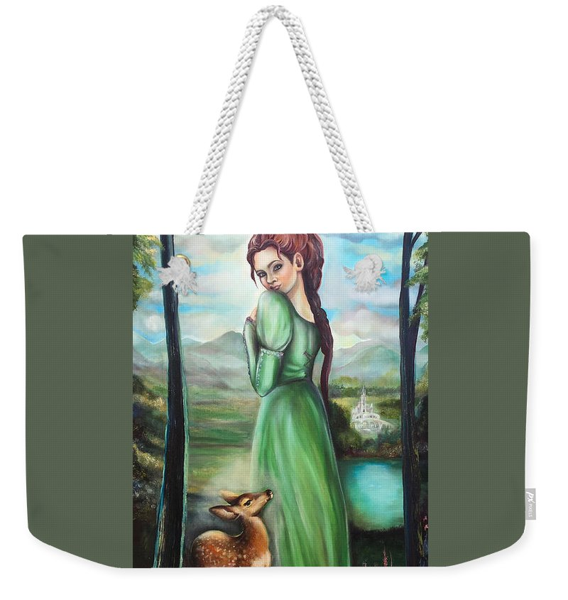 Soubirous Paintings Weekender Tote Bags