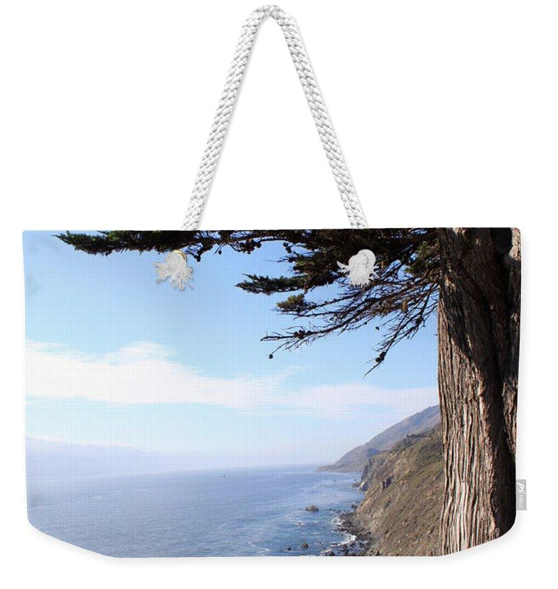 Big Sur Weekender Tote Bags