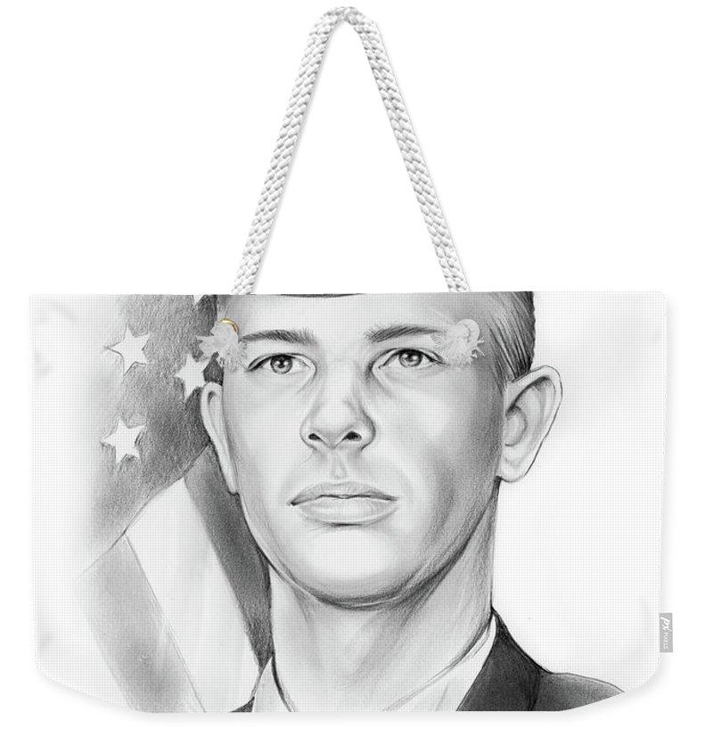 Military Weekender Tote Bags