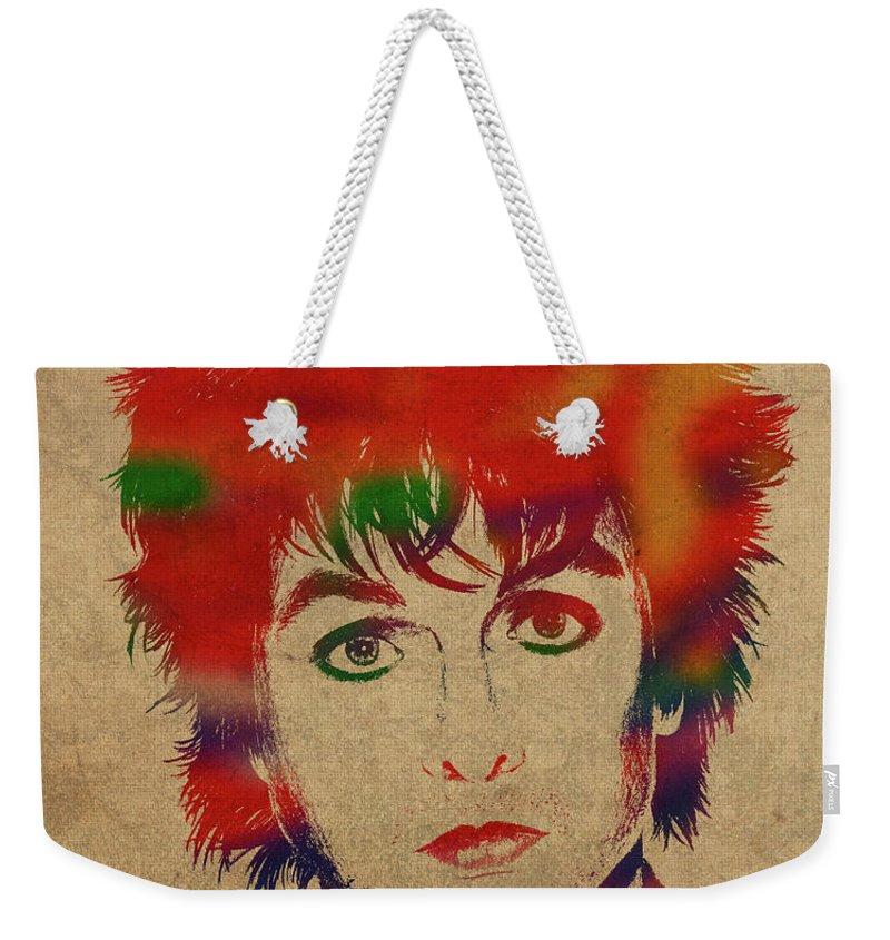 Green Day Weekender Tote Bags