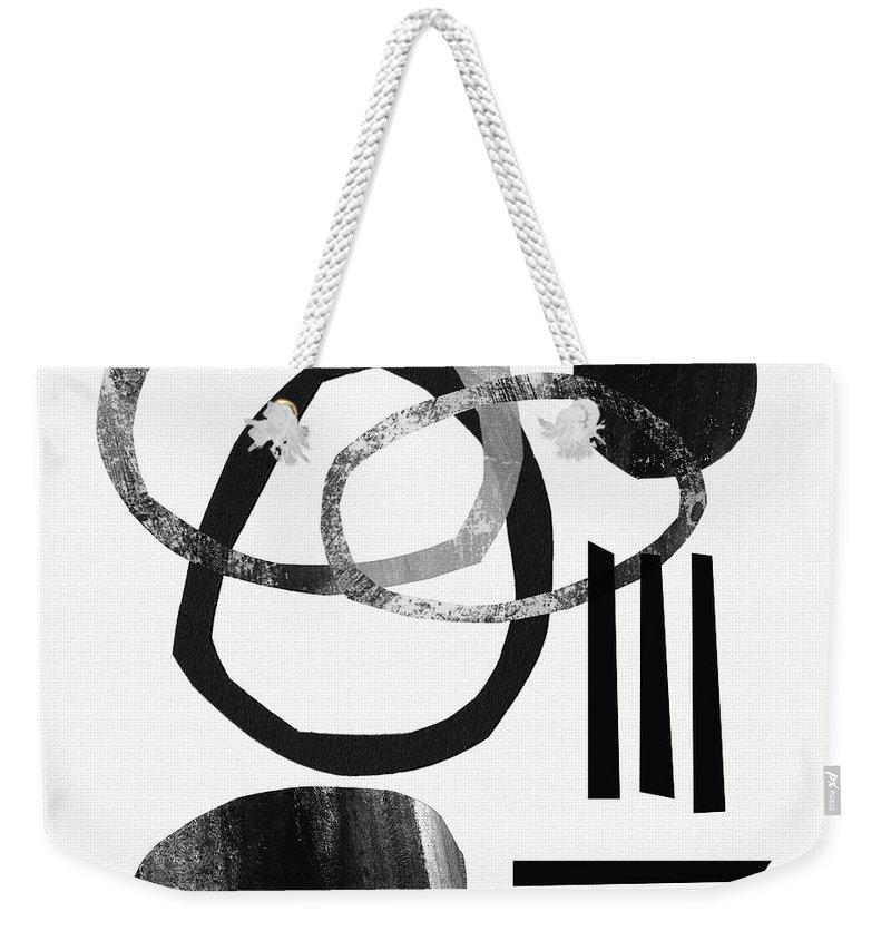 Black Weekender Tote Bags