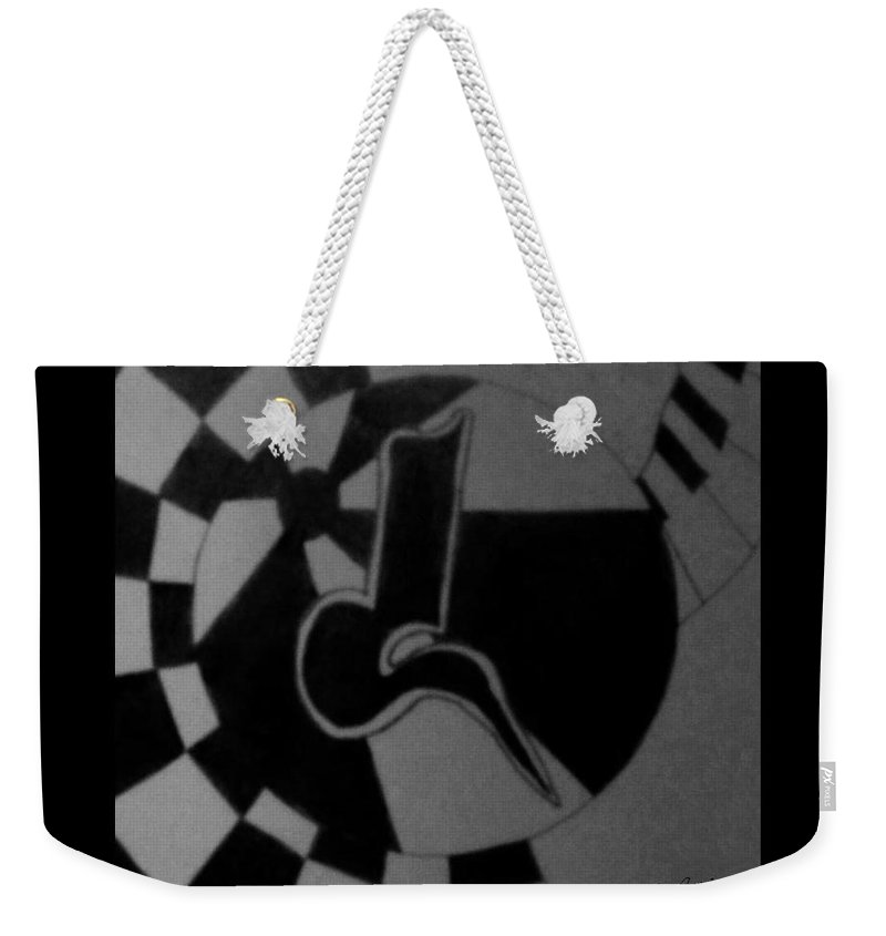 Abstract Weekender Tote Bag featuring the photograph Blondeass Sunshine by Rob Hans