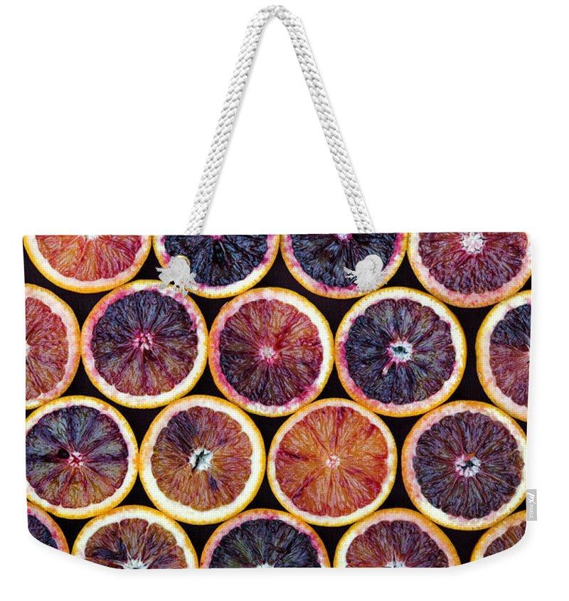 Horticulture Weekender Tote Bags