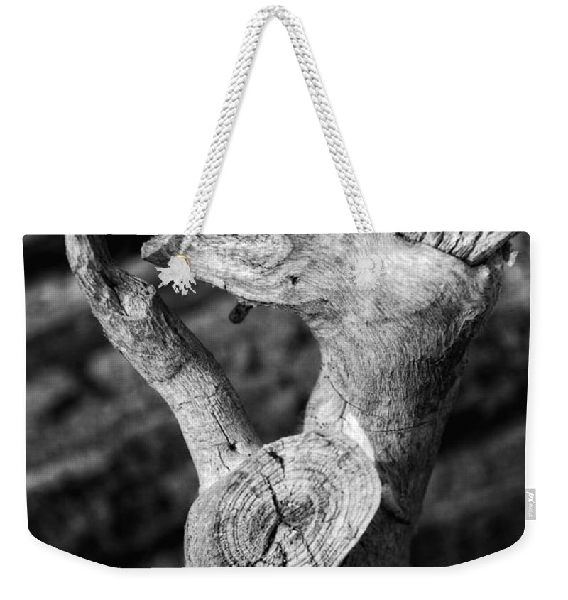 Photograph Weekender Tote Bag featuring the photograph Blow A Kiss by Donna Blackhall