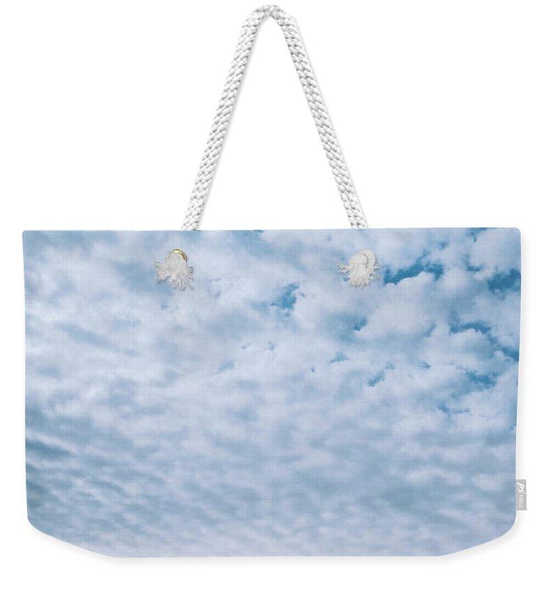 Amber Weekender Tote Bags