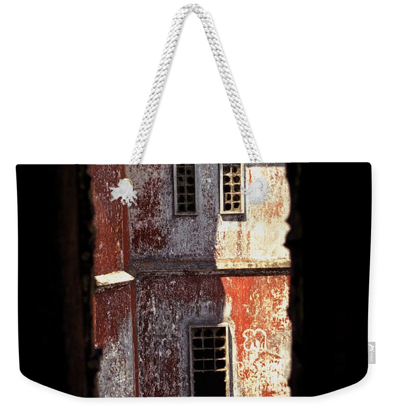 Bokor Weekender Tote Bag featuring the photograph Bokor by Patrick Klauss