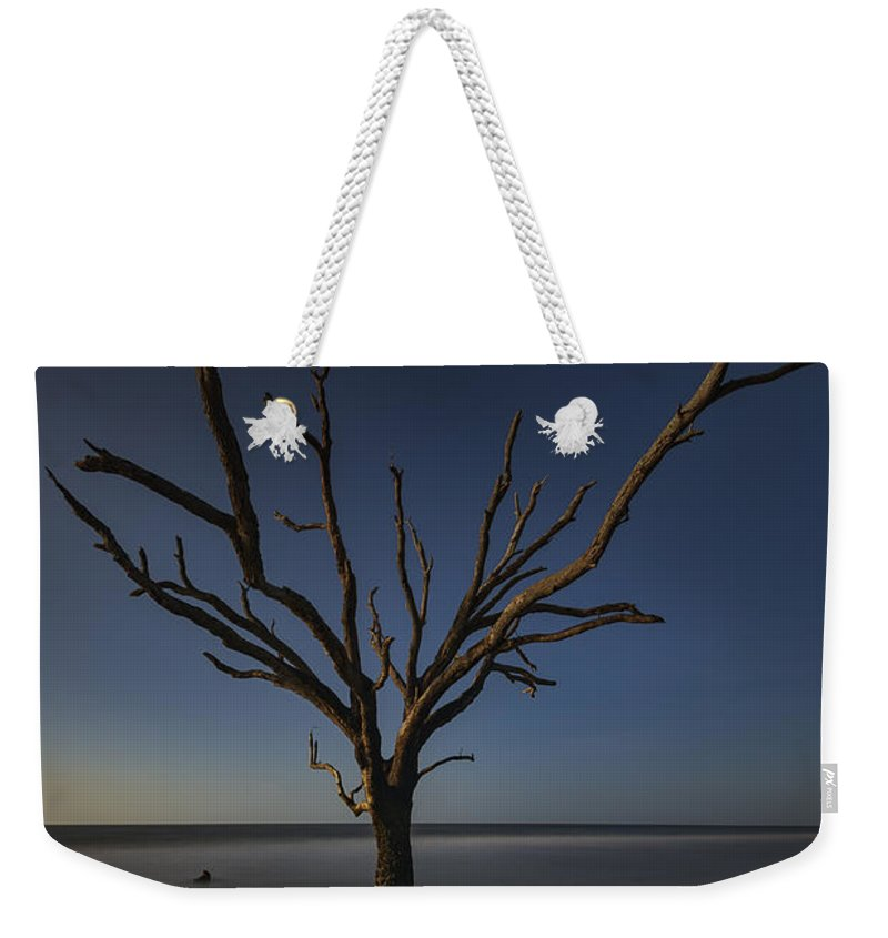 Sunrise Weekender Tote Bag featuring the photograph Boneyard Still by Rick Berk