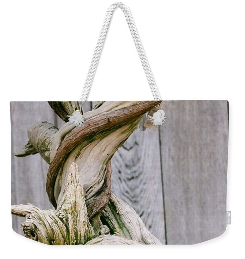 Tree Weekender Tote Bag featuring the photograph Bonsai by Dean Triolo