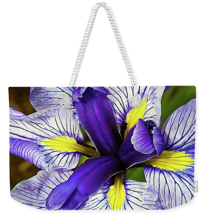 Nature Weekender Tote Bag featuring the photograph Boothbay Beauty by ABeautifulSky Photography by Bill Caldwell