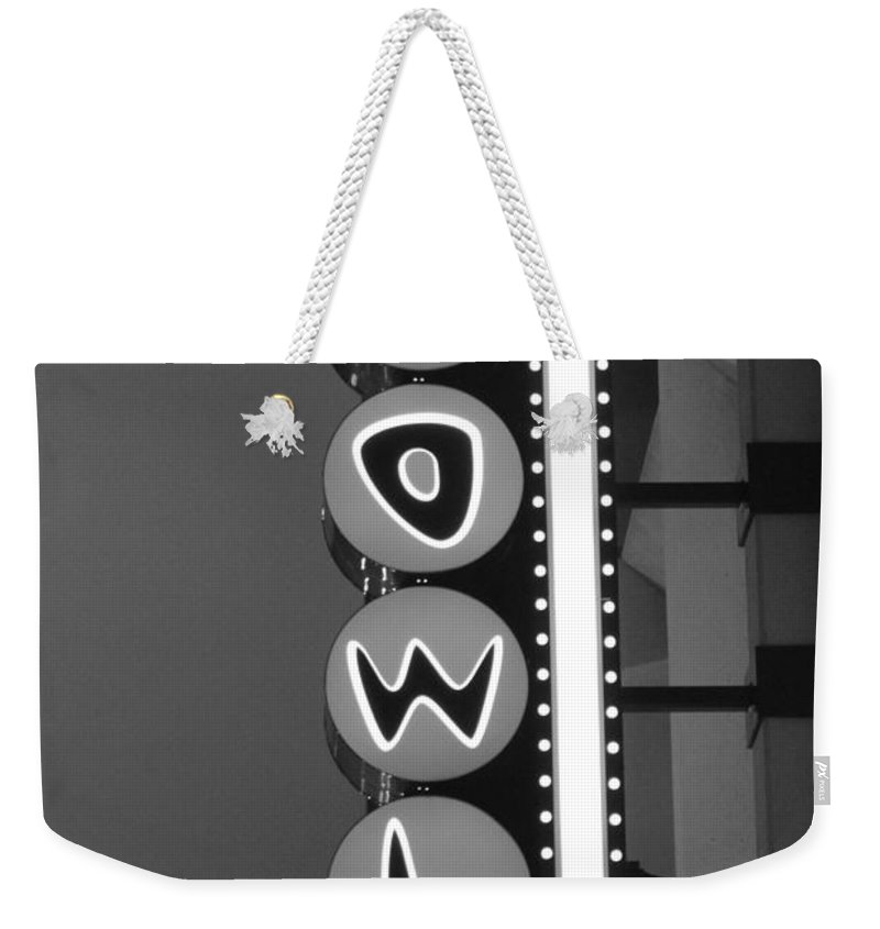 Bowl Weekender Tote Bag featuring the photograph Bowl by Lauri Novak