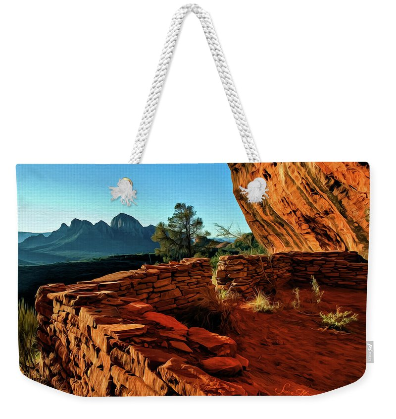Photo Weekender Tote Bag featuring the photograph Boynton II 04-008 by Scott McAllister