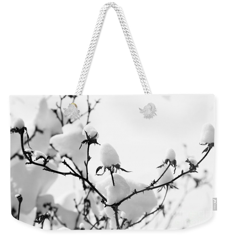 Branches Weekender Tote Bag featuring the photograph Branches by Amanda Barcon
