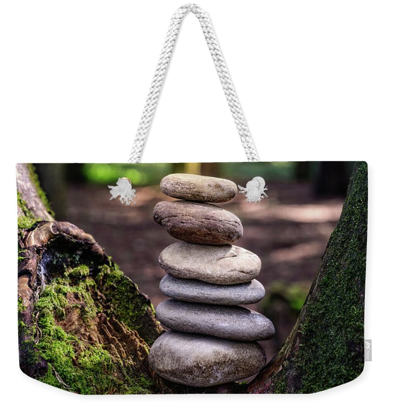 Brand New Day Weekender Tote Bag featuring the photograph Brand New Day by Marco Oliveira