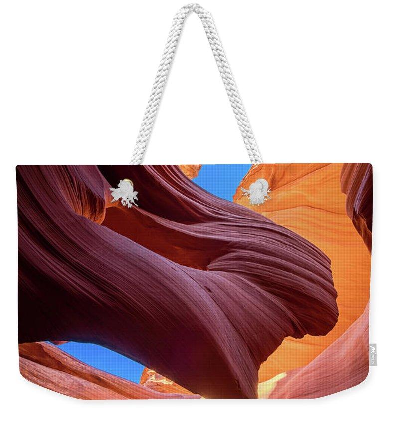 Filter Weekender Tote Bags