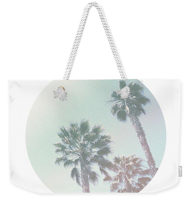 California Weekender Tote Bags