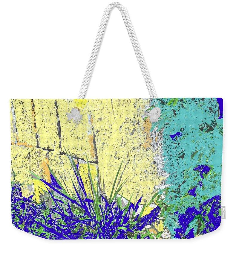 Brimstone Weekender Tote Bag featuring the photograph Brimstone Blue by Ian MacDonald